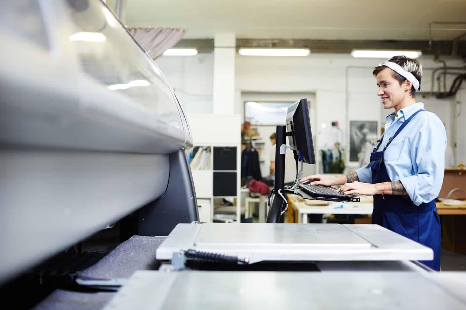 Jaką drukarnię wybrać, druk HP Latex, skład projektu graficznego