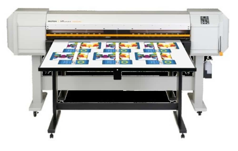 ploter drukujący UV Led